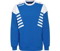 Carl-Otto Herren Sweater blau