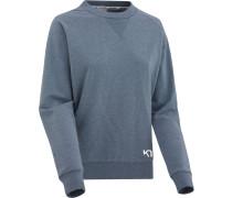 Crew Damen Sweater blau