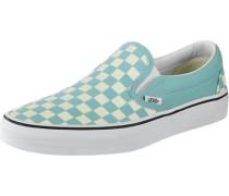 Classic Slip-On Schuhe blau