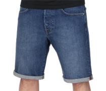 Ed-55 Shorts blau