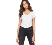 Eyben slim Damen T-Shirt weiß