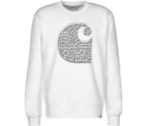 Duck Swarm Sweater weiß