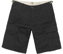 Aviation Columbia Bermudas schwarz