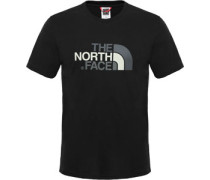 Easy T-Shirt Herren schwarz