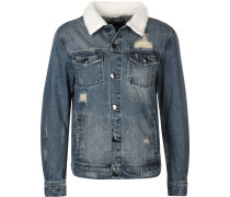 Cayler & on Alldd Claic herpa Herren Jacke and wahed blue