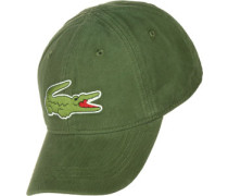 Big Croco Cap grün
