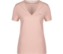 W T-Shirts T-Shirt pink beige pink beige