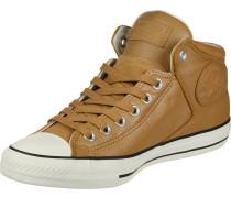 All Star High Street Hi Herren Schuhe braun