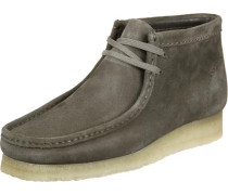 Wallabee Boots Casual Schuhe grau grau