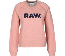 Xula art straight W Sweater Damen pink meliert
