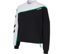 Hummel Crissy Damen Sweater schwarz