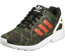 Zx Flux Schuhe camouflage EU