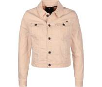 3301 Straight Cropped W Jacke Damen necta peach