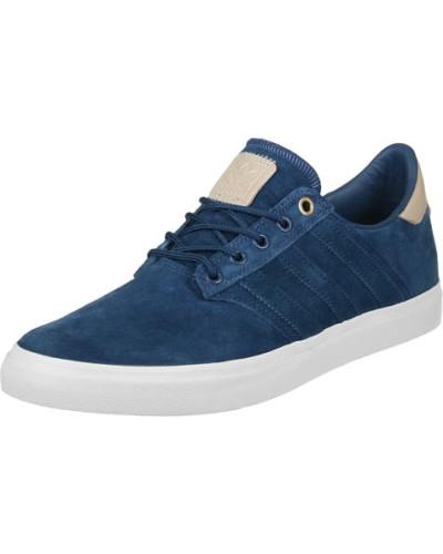 adidas Herren Seeley Premiere Lo Sneaker Schuhe blau blau Original Günstiger Preis Freies Verschiffen Neue Aberdeen Hohe Qualität Online Kaufen 26ck7n0I