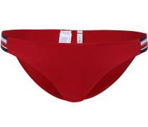 Core Signature Cheeky Damen Bikini Unterteil rot