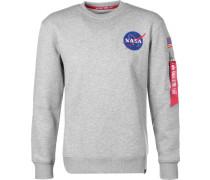 Space Shuttle Herren Sweater grau