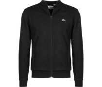 Full Zip weater chwarz