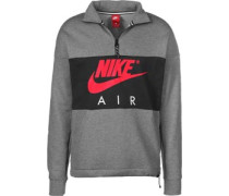 Air Sweater grau meliert schwarz