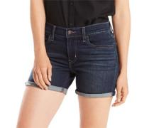 Mid Lenght W Shorts Damen indigo garden EU