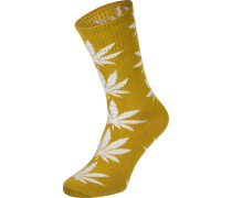 Plantlife Crew Socken gelb
