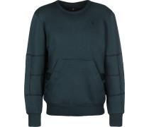 Racka r s Herren Sweater blau