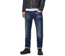 3301 Straight Jeans Herren dk aged EU