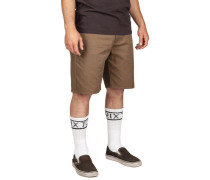 Carter Herren Shorts braun