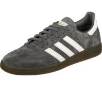 Handball Spezial Schuhe grau weiß