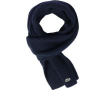 Basic Schal Herren blau