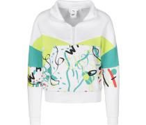 x Shantell Hz Damen Sweater weiß