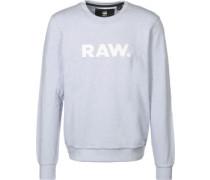 Mattow Sweater blau meliert