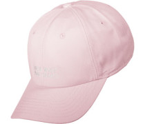 What You Heard Curved Snapback pink