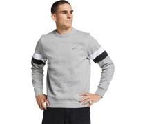 Icon Crew Herren Sweater grau