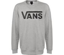 Classic Crew Herren Sweater grau meliert