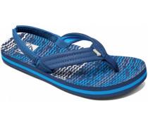 Ahi Sandalen blau