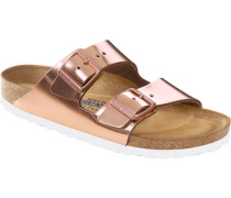 Arizona W Sandalen Damen metallic copper (schmal) EU
