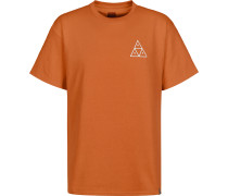 Triple Triangle Herren T-hirt orange