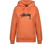 Stock W Hoodie Damen orange EU