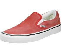 Classic Slip-On Schuhe rot