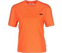Boulder W T-Shirt orange