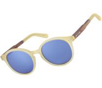 Trostberg matte Sonnenbrille beige braun