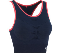 Ness Damen Sport-BH blau rot
