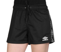 Elite Popper Damen Shorts schwarz