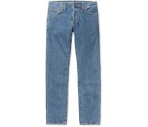 Klondike Jeans blue stone washed