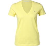 W T-Shirts T-Shirt gelb gelb