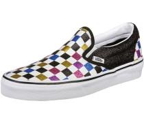 Classic Slip-On Schuhe schwarz