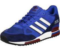 Zx 750 Schuhe blau weiß
