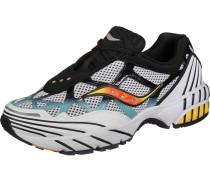 Grid Web Herren Schuhe weiß blau schwarz