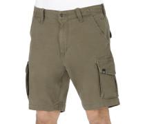 City Cargo Herren Shorts oliv