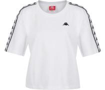 Eleni Daen T-Shirt weiß